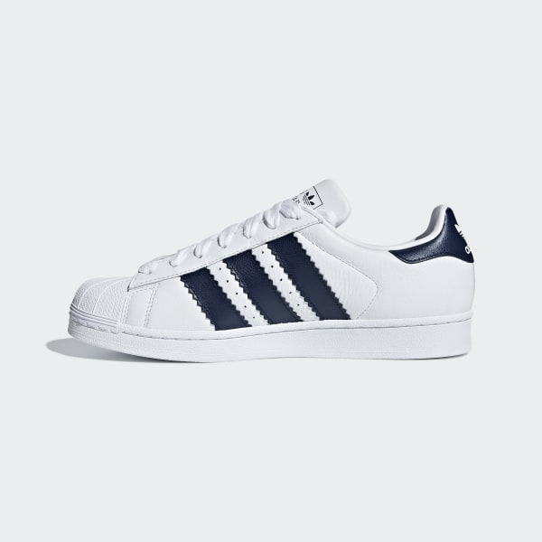 765c7457894 Superstar Shoes Ftwr White   Collegiate Navy   Ftwr White BD8069