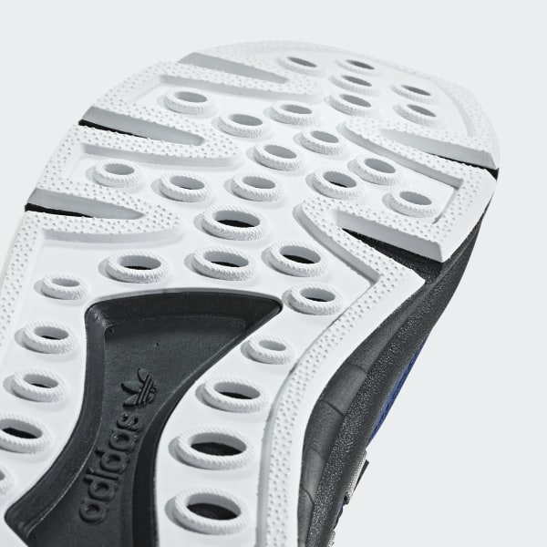 new styles 50be7 f18dd EQT Support Mid ADV Primeknit Shoes Blue  Core Black  Solar Yellow B37512