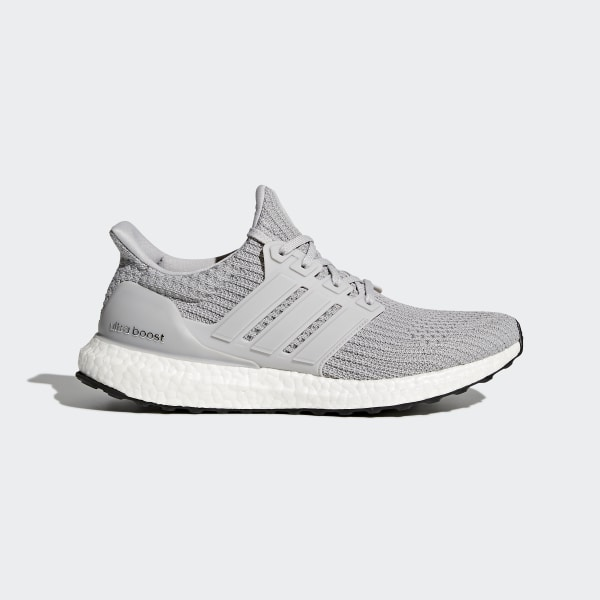 b916ef6e90ff9 Ultraboost Shoes Grey Three   Grey Three   Cloud White BB6167