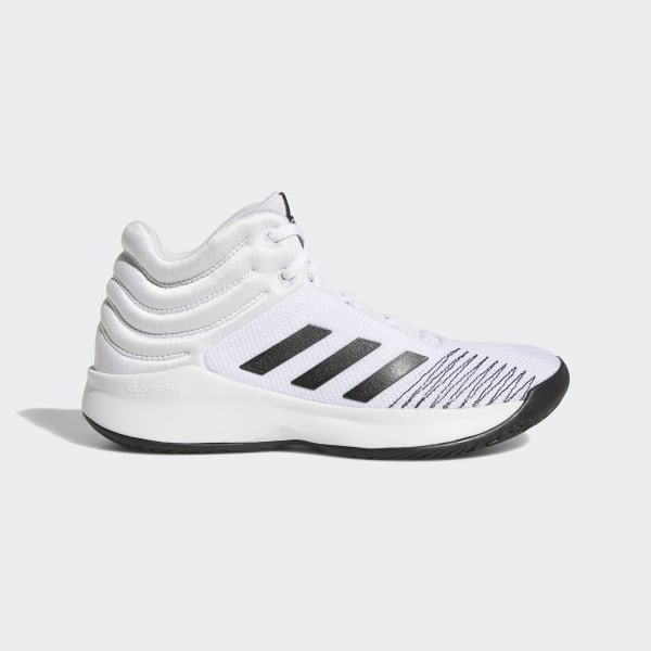 638fdccbfb0 Sapatos Pro Spark 2018 Ftwr White   Core Black   Grey One AH2643