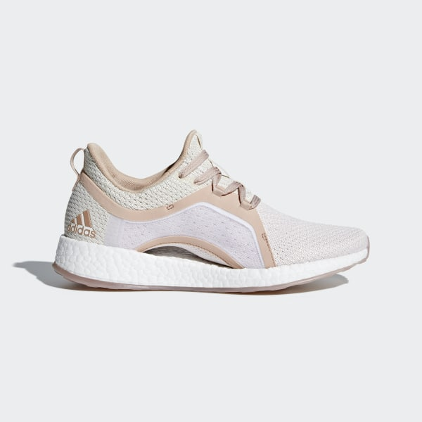 9cafebed9 Pureboost X Clima Shoes Off White   Ash Pearl   Orchid Tint BB6092