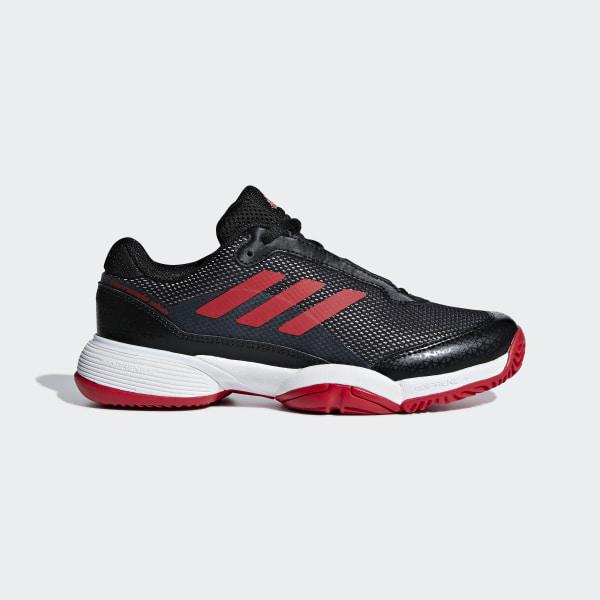 sale retailer d3a79 611e9 Barricade Club Shoes core black  scarlet  ftwr white BB7935