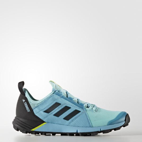 7d3cfa2ab41 TERREX Agravic Speed Shoes Clear Aqua   Core Black   Vapour Blue S80866