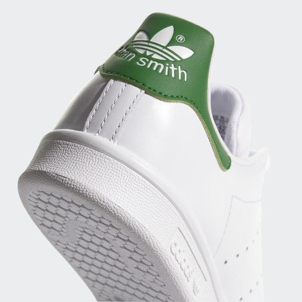 sports shoes f5cf2 e66a2 Stan Smith Shoes Cloud White   Core White   Green M20324