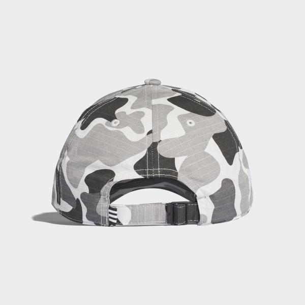Cappellino Camouflage Baseball - Multicolor adidas  dbd57f783548