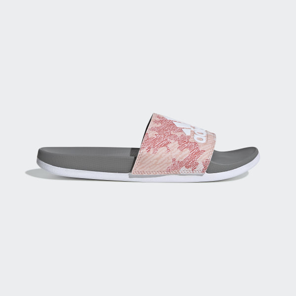 9c00a27dc5a79 Ciabatte Adilette Comfort Dust Pink   Ftwr White   Grey Three G28927