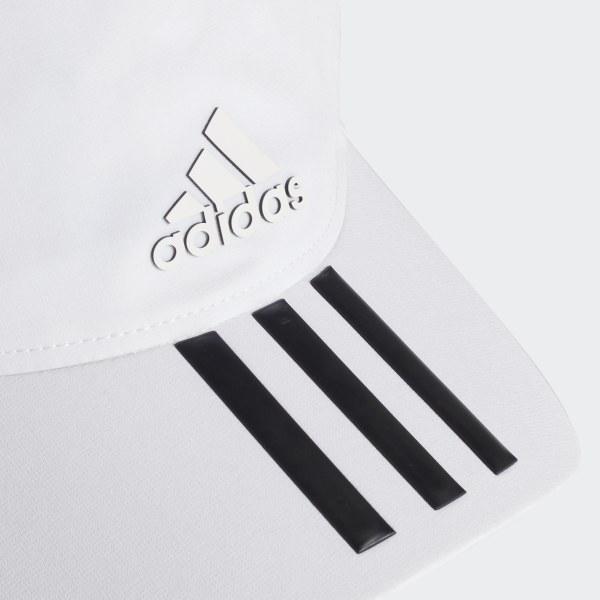 C40 3-Stripes Climalite Cap WHITE BLACK BLACK CG1782 651d7630a833
