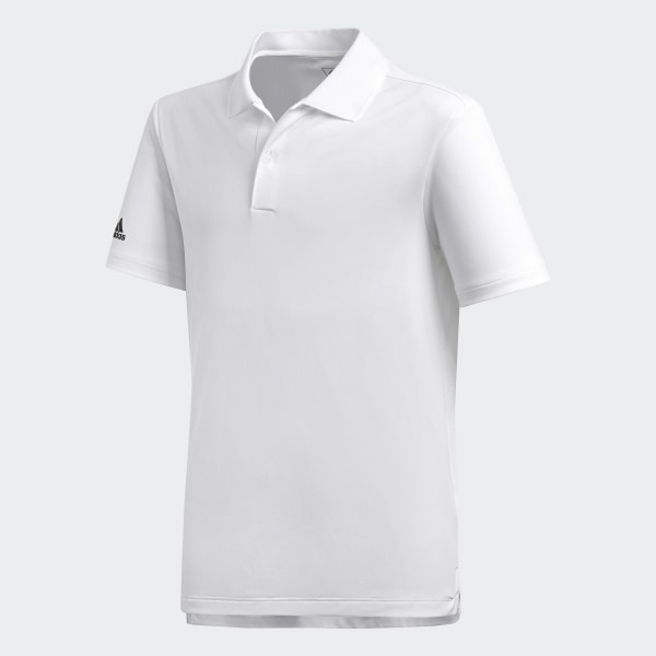 e69986ddb68 adidas Performance Polo Shirt - White