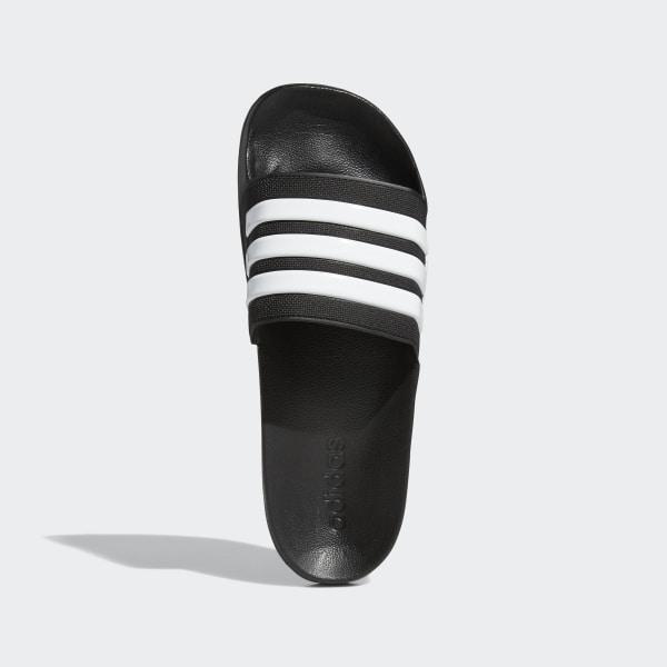 92a9e2e91 Adilette Cloudfoam Slides Core Black Ftwr White Core Black AQ1701