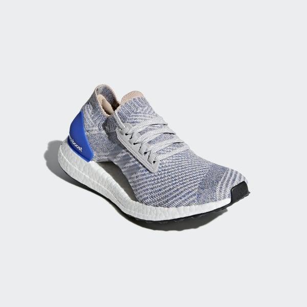 984fb496e0f Ultraboost X Shoes Grey Two   Grey Two   Hi-Res Blue BB6155