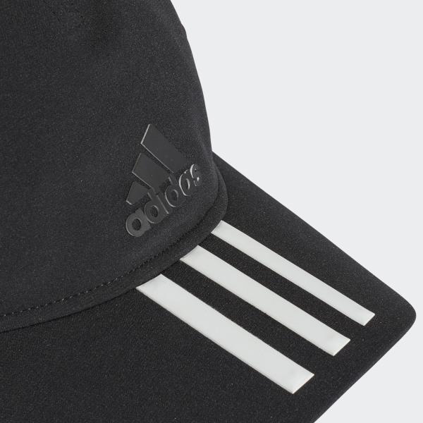C40 3-Stripes Climalite Cap BLACK BLACK WHITE CG1784 0a432d688144
