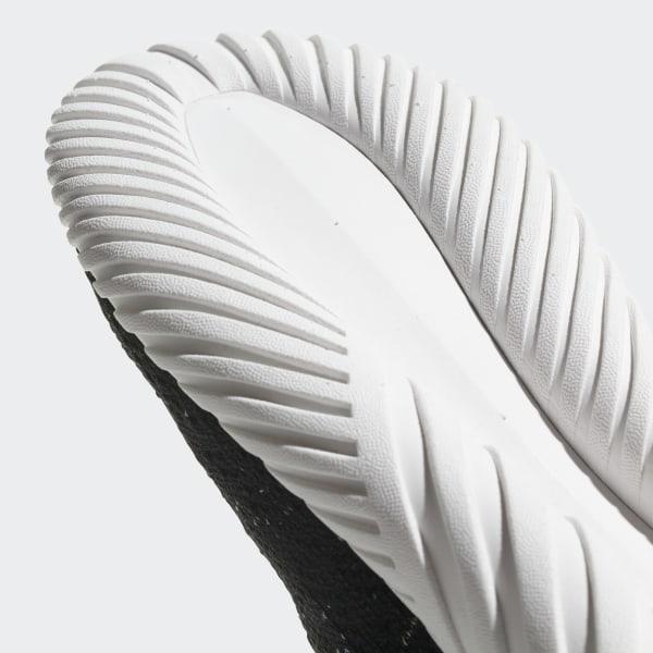 c27837fa008 Tubular Doom Sock Primeknit Shoes Core Black   Cloud White   Semi Frozen  Yellow CQ0940