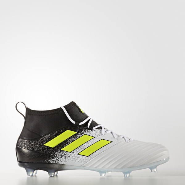 Zapatos de Fútbol ACE 17.2 Terreno Firme FTWR WHITE SOLAR YELLOW CORE BLACK  S77054 ed733c138b0df