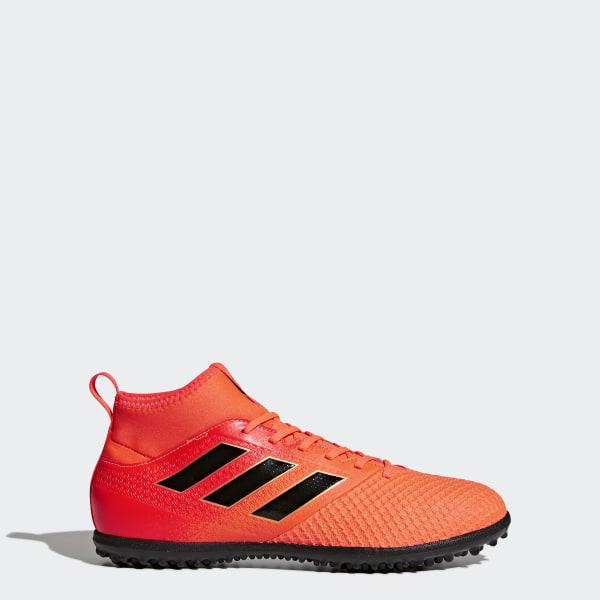 separation shoes 3d428 f0a27 Zapatillas de Fútbol ACE Tango 17.3 Césped Artificial SOLAR ORANGE CORE  BLACK SOLAR RED