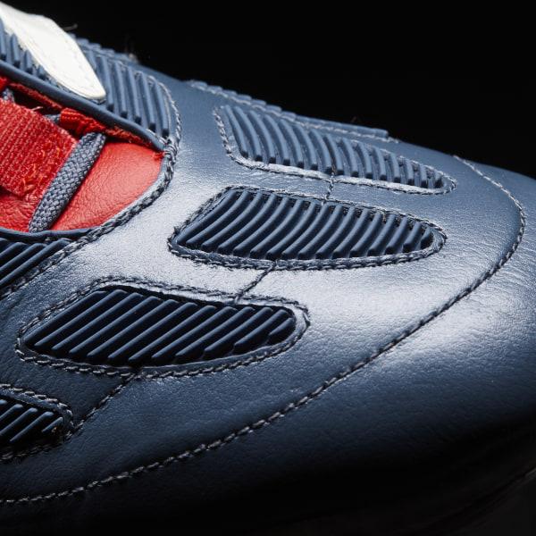e9525c28b3e4 Predator Precision Ultra Boost Shoes Blue Grey   Cloud White   Collegiate  Red CM7913