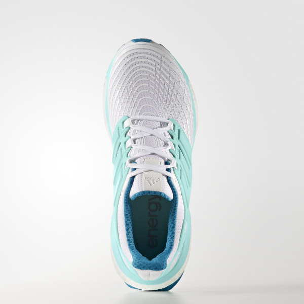 cheap for discount 4ddde c4cf1 Chaussures Energy Boost Ftwr White  Energy Aqua  Mystery Petrol BB3458