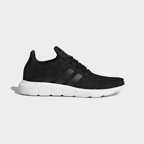 bab716ef626 adidas Swift Run Shoes - Black
