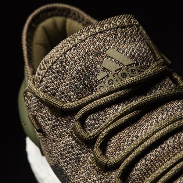 PureBOOST All Terrain Shoes Steel   Core Black   Trace Olvie S80784 95953ea82
