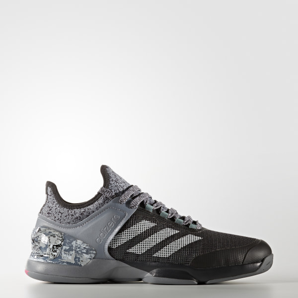 adizero Ubersonic 2.0 Street Art Shoes Grey   Off White   Vapour Steel  BY1672 42cf83845