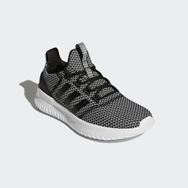 4d5aaacf7 Cloudfoam Ultimate Shoes Core Black   Core Black   Silver Metallic AQ1689