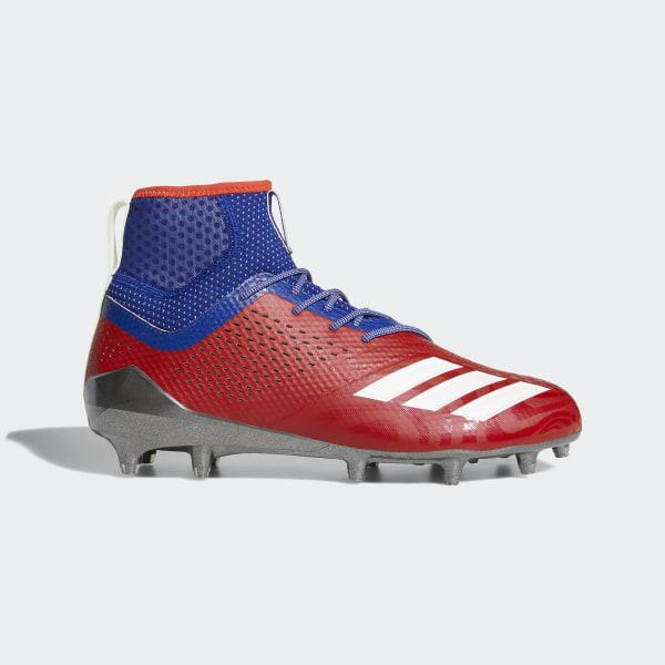 low priced e78a0 db1b4 Adidas Adizero 5 Star 7 0 Philadelphia Mid Cleats Red Us. Adizero 5 Star 7  0 Cleats Core Black Cloud White B27975