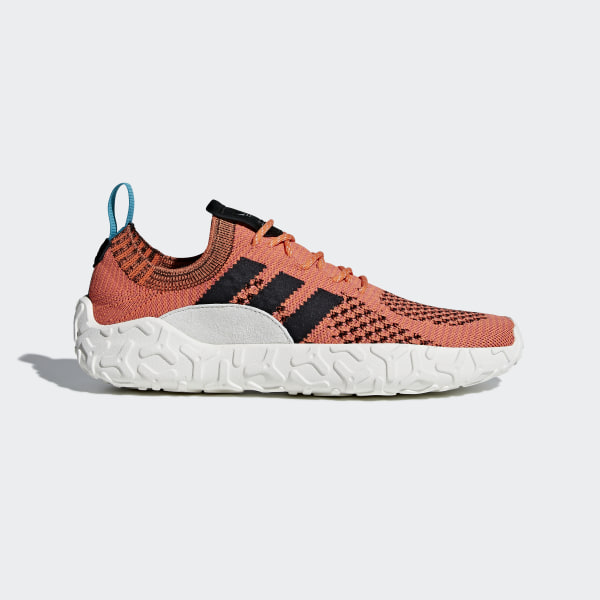 super popular 262a7 bf4bf F22 Primeknit Schuh OrangeCore BlackTrace Orange CQ3027