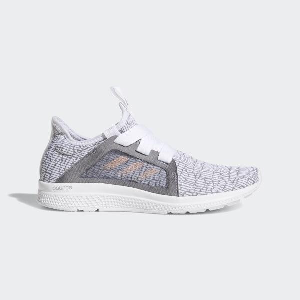 5109c0373 Edge Lux Shoes grey three f17   haze coral   ftwr white B42194
