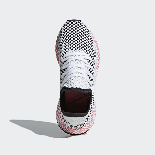 a0b087bc3dbdd Deerupt Runner Shoes Core Black   Core Black   Chalk Pink CQ2909