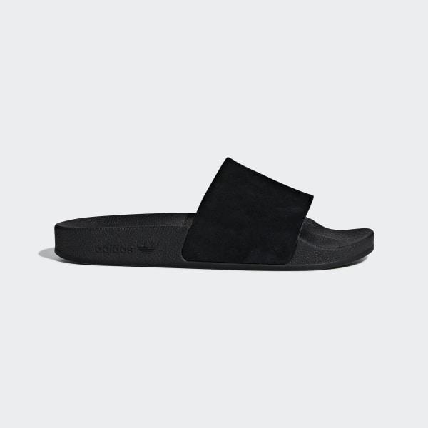 16809040d2390e Adilette Slides Core Black   Core Black   Ftwr White DA9017