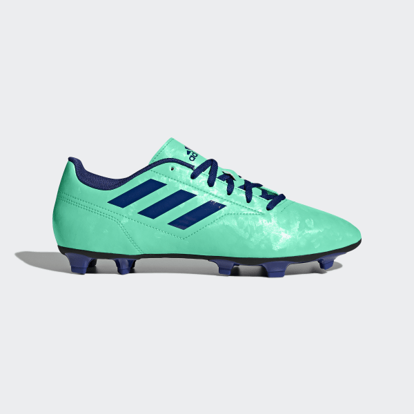 Zapatos de fútbol Conquisto II Césped Natural HI-RES GREEN S18 UNITY INK F16 e5cfb3ad740ab