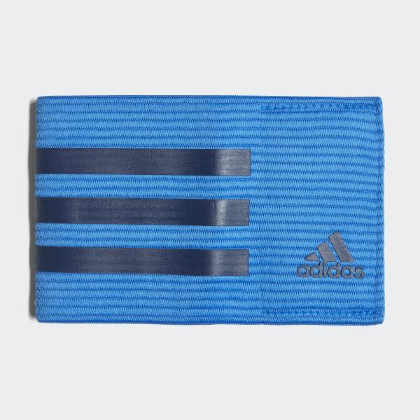 quality design e3d77 7a3c0 Fascia da capitano di calcio Blue Collegiate Navy CF1052
