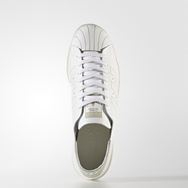 sports shoes f6fa7 3d119 Superstar 80s Decon Shoes Footwear White Footwear White Vintage White BZ0109