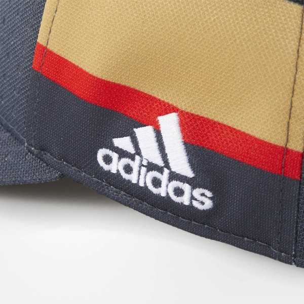 b393871e1a4 adidas Golden Knights Structured Flex Draft Hat - Multicolor