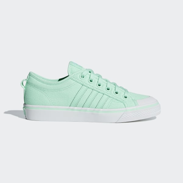 45baadbd5f3 Nizza Low Shoes Clear Mint   Clear Mint   Crystal White B37870