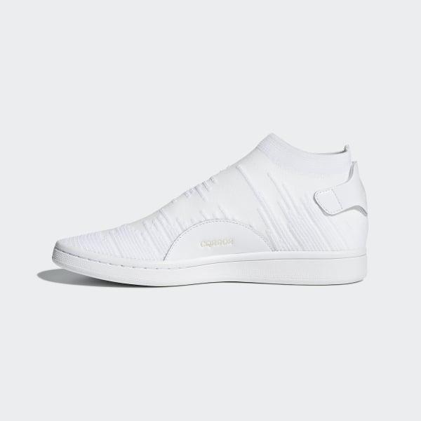 official photos 31e92 e23a2 Stan Smith Shock Primeknit Shoes Ftwr White   Ftwr White   Ftwr White CQ2902