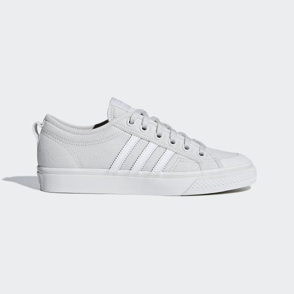 c113e3fdbdf Nizza Shoes Grey One   Cloud White   Crystal White D96445