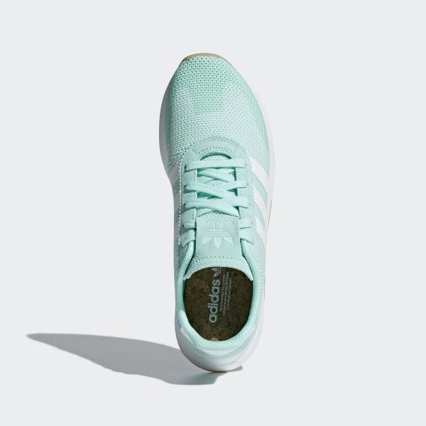 quality design b5ad0 0e63b FLBRunner Shoes Energy Aqua  Cloud White  Gum DB2122