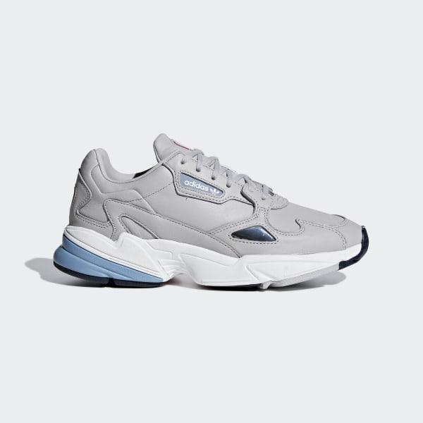Falcon Shoes Grey Two / Grey Two / Raw Grey B37840