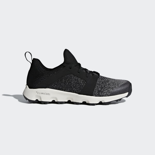 a5ecdc892432d Terrex Climacool Voyager Sleek Parley Shoes Core Black   Grey Four   Chalk  White DB0910