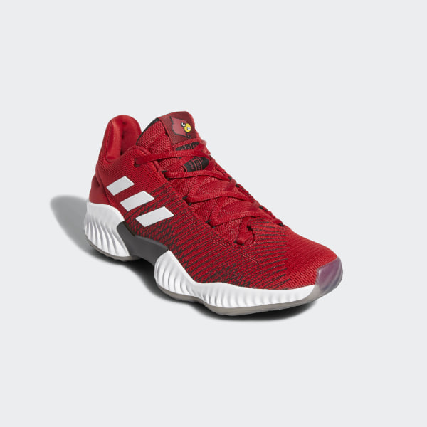 Pro Bounce 2018 Low Shoes Power Red   Cloud White   Core Black B41868 4b5e6ed59