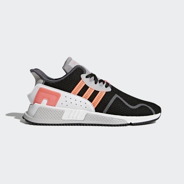 innovative design fd2f0 4d802 EQT Cushion ADV Shoes Core BlackSub GreenFtwr White AH2231
