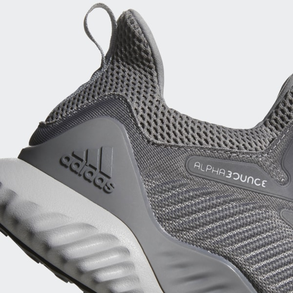 98bedb05f026d Alphabounce Beyond Shoes Grey Two   Grey Two   Grey One CG4765