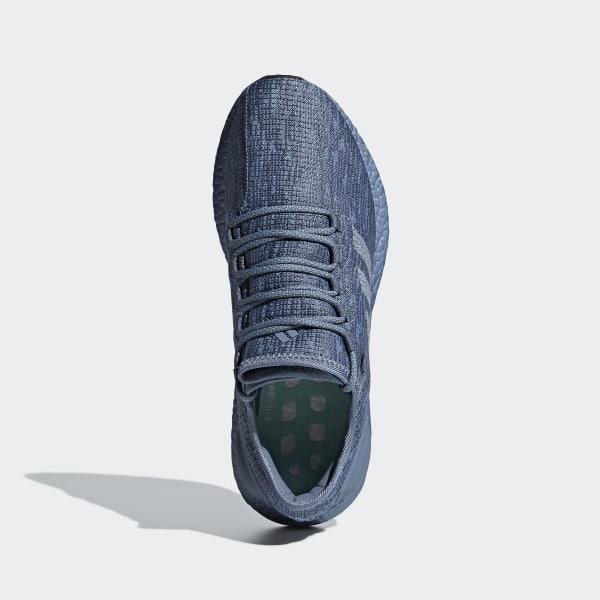 3faa7a7b5 Pureboost Shoes Raw Steel   Light Solid Grey   Clear Mint CM8303
