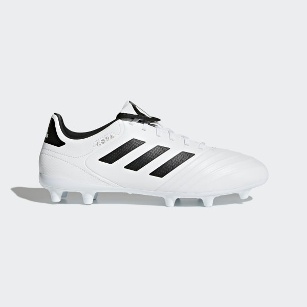 c019ea14467 adidas Copa 18.3 Firm Ground Cleats - White