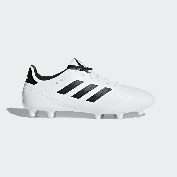 9dd0cb57173b4 Zapatos de Fútbol Copa 18.3 Terreno Firme FTWR WHITE CORE BLACK TACTILE  GOLD MET