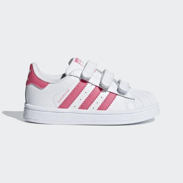 2af2c2e843f Zapatilla Superstar Ftwr White   Real Pink   Real Pink CG6638