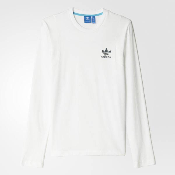 adidas Sueter manga larga TACT - Blanco  a5c6556c5411
