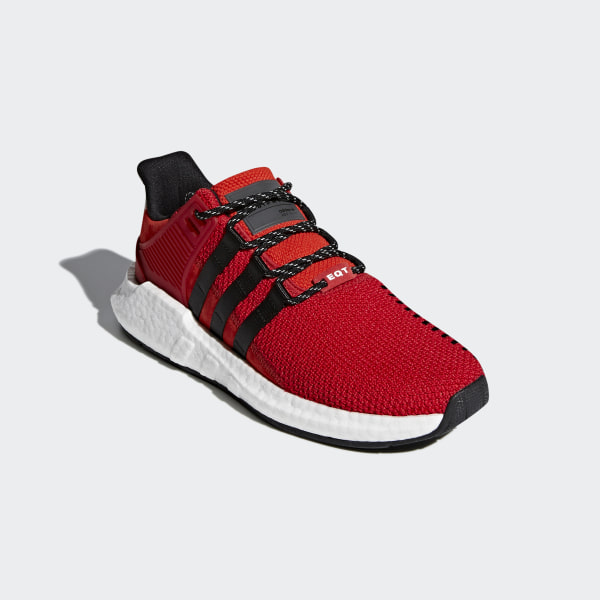 new arrival c5ec2 d3172 EQT Support 9317 Shoes Scarlet  Core Black  Grey One CQ2398