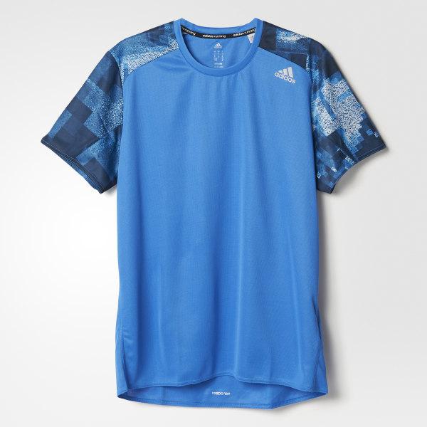 8ae8c88ed4 Camiseta Estampada Response RAY BLUE AX5998
