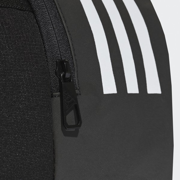 c963b8e9e835 Convertible 3-Stripes Duffel Bag Small Black   White   White CG1532